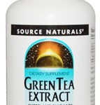 Source Naturals Green Tea Extract 500mg 120 Tablets