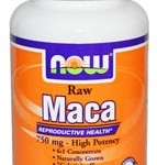 Now Foods, Maca, Raw, 750 mg, 90 Vcaps