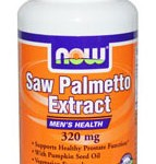 NOW Foods Saw Palmetto 320mg, 90 Veggie Softgels