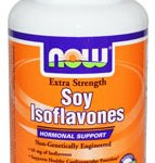 Now Foods, Soy Isoflavones, Extra Strength, 120 Vcaps